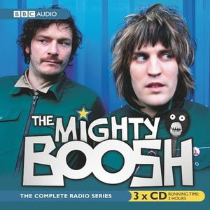 The Mighty Boosh @ ''Breezeblock'', BBC Radio 1 - 23rd November 2004