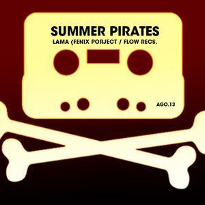 Summer Pirates Mix Tape