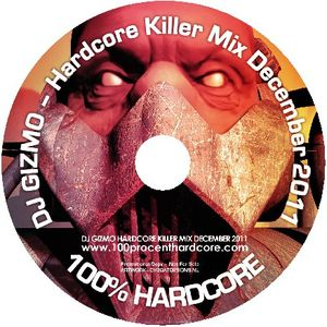 DJ GIZMO - Hardcore Killer Mix December 2011