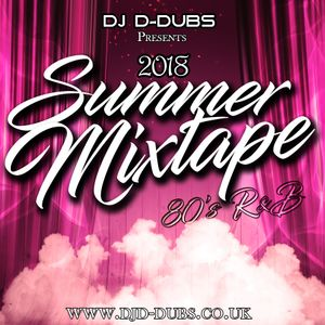 DJ D-Dubs 80s RnB Summer Mix 2018