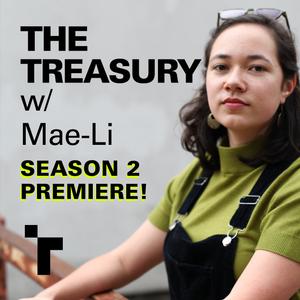 The Treasury w/ Mae-Li Evans 13 Nov 2019
