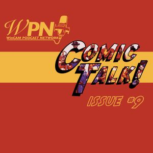 Comic Talk issue #9