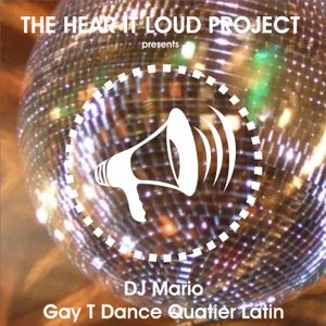 DJ Mario - Gay-T-Dance - Quartier Latin Berlin