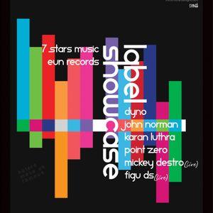 Mickey Destro - 7 Stars Music & EUN Records, ADE Label Showcase Live Set
