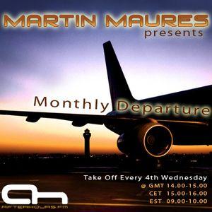 Monthly Departure 015 (April 2011)
