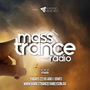 Mass Trance Radio Show 001