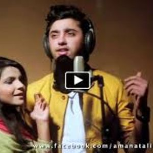 AMANAT ALI & MARIA MEER'S EXCLUSIVE INTERVIEW BY DR EJAZ WARIS ON FM 106.6