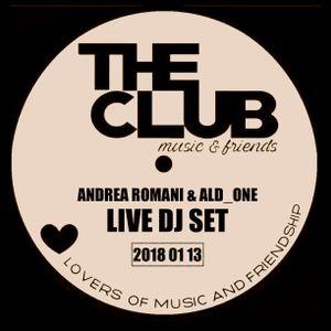 ANDREA ROMANI & ALD_ONE LIVE DJ SET 3