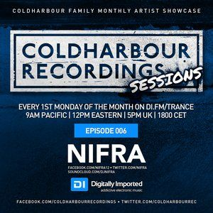 Nifra  - Coldharbour Sessions 006 - 02-Jun-2014