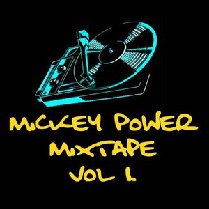 Mickey Power. MixTape Vol 1-Broken Beat, Latin & Soulful House.