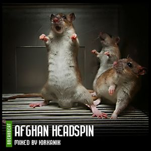 #164 Afghan Headspin [mixed by Юrkanik] 2011