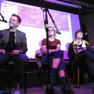 03 Feb 2016: The Glasgow Effect: A Discussion (with Loki, Katie Gallogly-Swan & Ellie Harrison)