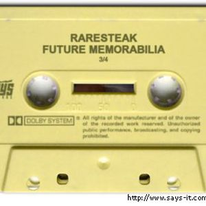 FUTURE MEMORABILIA:(tape2–side1) [3/4]