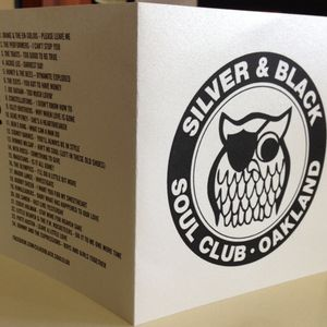 Silver & Black Soul Club - Volume 1