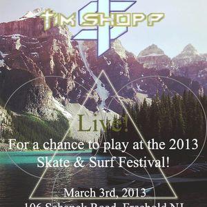 Tim Shopp LIVE @ The Break Contest Round 1 (Full Set) *Free Download*