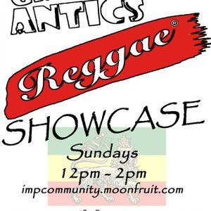 Urban Antics Reggae Showcase, sunday 19th august 2012, www.imp-community.com