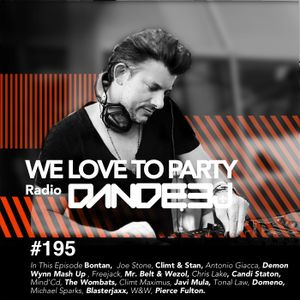 #195 WE LOVE TO PARTY Radio