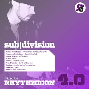- sub⎸div podcast 4.0: Rhythmicon [May 2010]