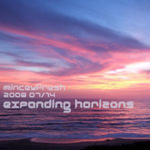 2008 07.14 - expanding horizons