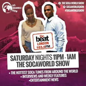 #SocaWorldShow with @DjBostman @KayLoudmouth @AyoFlagz 14.05.2016 11pm-1am