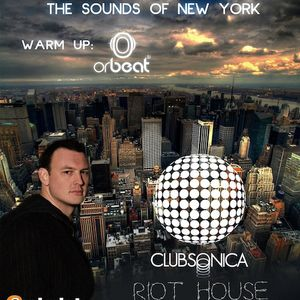 Holosounds - The Sounds of NYC Part 1 @Clubsonica Cali Colombia 05.14.2011  (WarmUp:OrbeatDj)