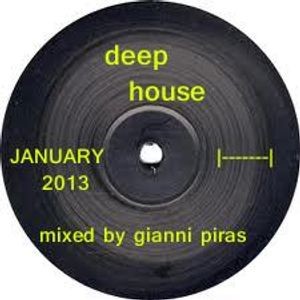 DEEP HOUSE MASTERMIX mixed by gianni piras 29-01-2013
