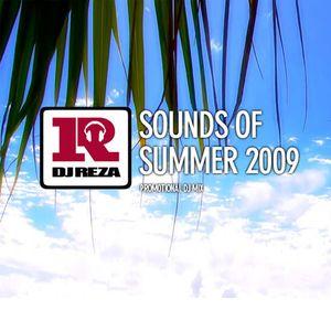 DJ Reza - Sounds of Summer 2009