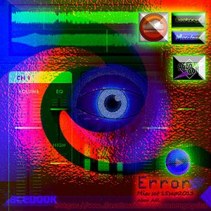 Error - Mix set 15sep2013(Aboo Adl soundcloud ver)