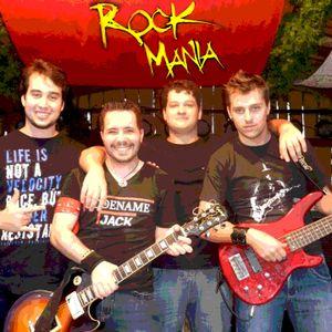 Rock Mania #117 - com banda Codename Jack - 16/02/13