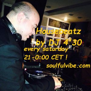 Housebeatz recordings 24-10-2015: Special Diephuis Sessions with DJ Lazy V