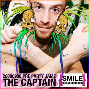 Pre Party jamz for NickyDigital.com Sept 2008
