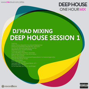 One Hour Deep House Session 1 Mixed By DJ'had Mixing