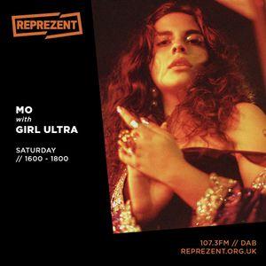 Mo w/ Girl Ultra & FRKTL   30th November 2019