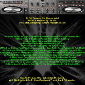 Dj Fab Presents HotMixes 4 Yah