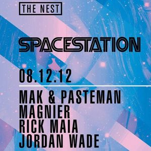 Spacecast 22 : Space Kadets [Live at the Nest 08.12.12]