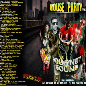 HOUSE PARTY VOL.1 HIP HOP EDITION