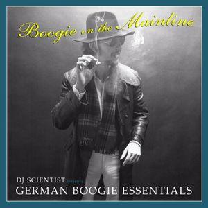 DJ Scientist - German Boogie Essentials
