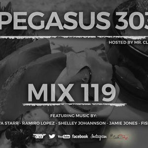 Pegasus 303 Mix 119 – Mr.Clean
