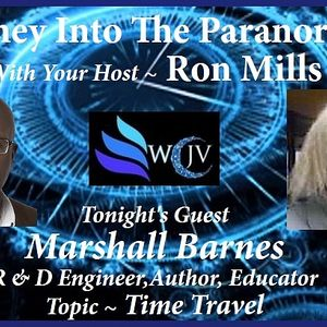 Journey into the Paranormal with Ron Mills_20161219_Marshall Barnes