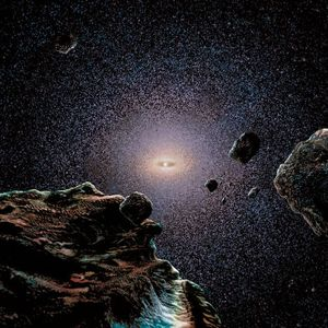 beyond the Oort Cloud