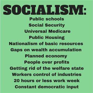 Socialism vs Libertarianism Part 2