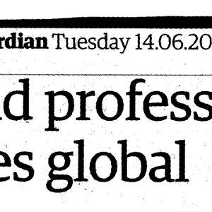 Mad Professor Goes Global
