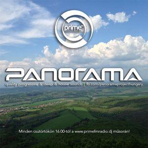 Panorama Primefm 033 - Mixed By Chris Armour