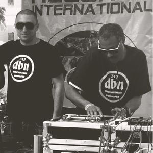 D-Former x DJ Raybone Live @ Centre Park Grill, Soiree In The Park, Detroit [SAT MAY 24. 2014]