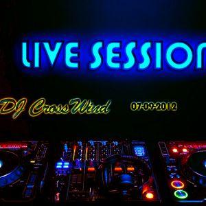 Live Session 07-09-2012