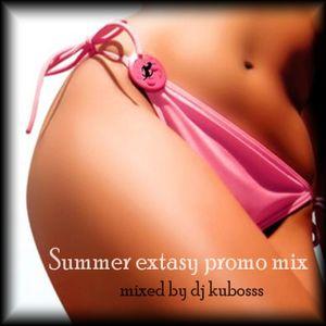 Summer extasy promo mix
