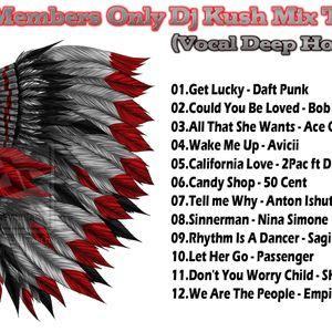 Club Members Only Dj Kush Mix Tape 136