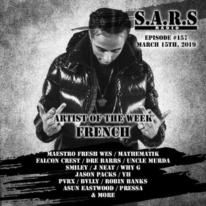 SARS RADIO EP. 157 March 15th, 2019