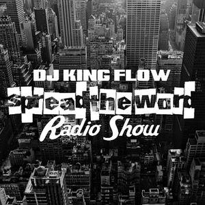 DJ King Flow - Spread The Word #8 on Flex 103 FM (NYC)