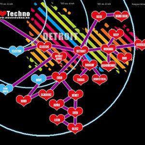Technorevoloution Part 2      I Love Techno